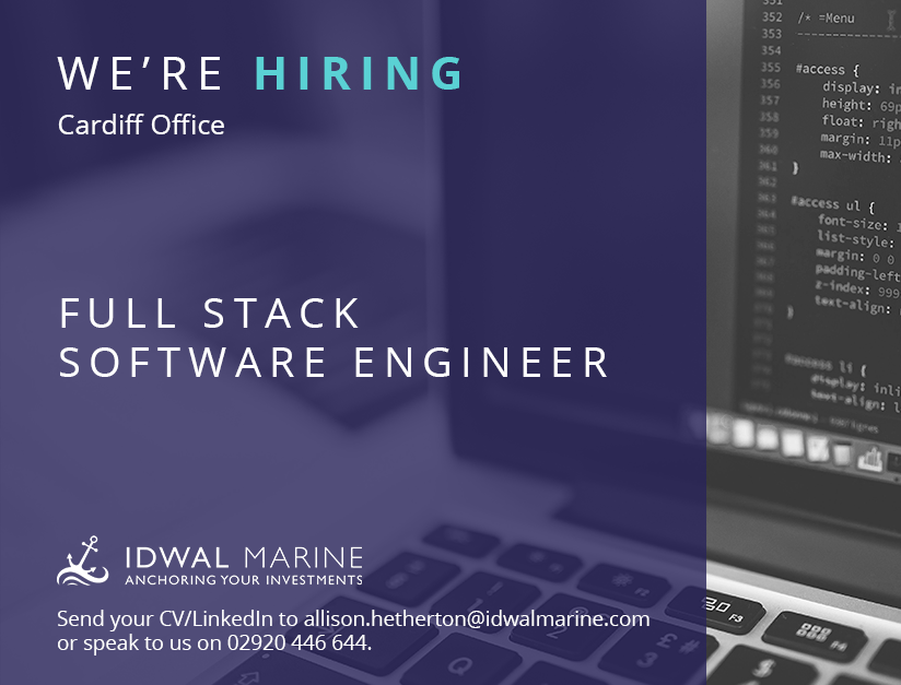 Full Stack Software Engineer